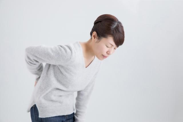 姿勢と腰痛との関係
