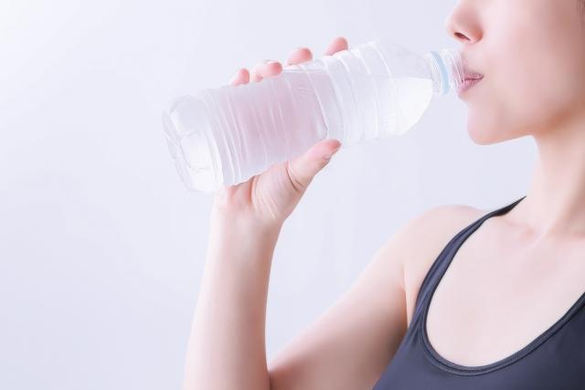 水分摂取 老化とは水分量の低下