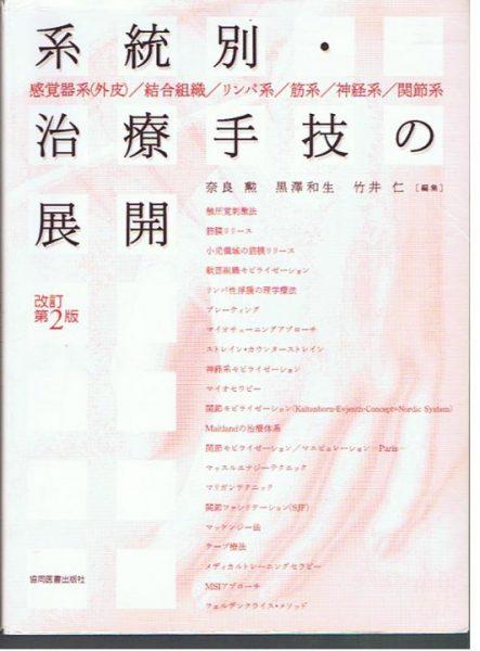 解剖学教科書 マッケンジー療法