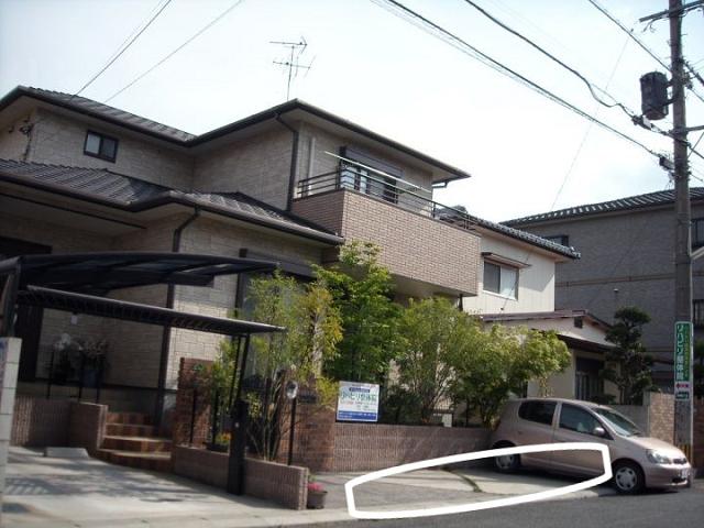 北九州市小倉南区のリハビリ整体院外観