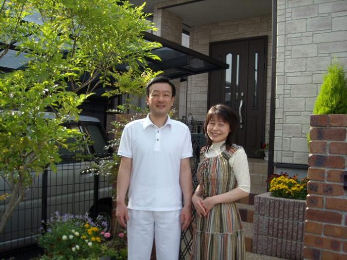 整体スタッフ2人 北九州市で整体といえばリハビリ整体院