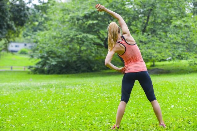 肩こり腰痛を克服したストレッチ体操