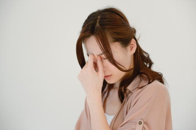 体調不良 うつ病長く続く気分の落ち込みや憂鬱な気分