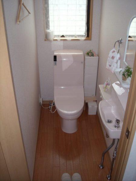 トイレ着替え室